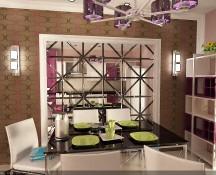 Design interior – apartament Ciocana, str. Mircea cel Batran, 90m2, Chisinau