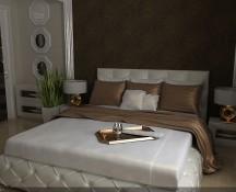 Amenajare interioara – dormitor, Chisinau